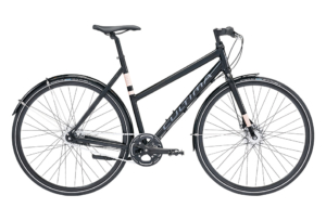 Cultima Sport 7 gear - 2016 - Damecykel - Sort