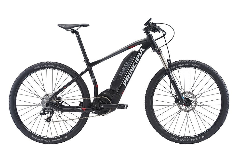Principia Evade EL 8.9 MTB 8 gear – 2018 | Mountainbikes