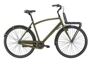 Green Winther Cargo 7 gear - 2019