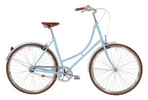 Bike by Gubi Dame Auto 2g Lys blå/Blue Heaven
