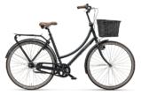 Batavus Hampton 7 gear - 2017 - Damecykel i sortgrøn