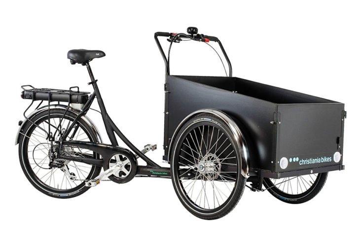 Christiania bikes Light ladcykel m. elmotor - 2018