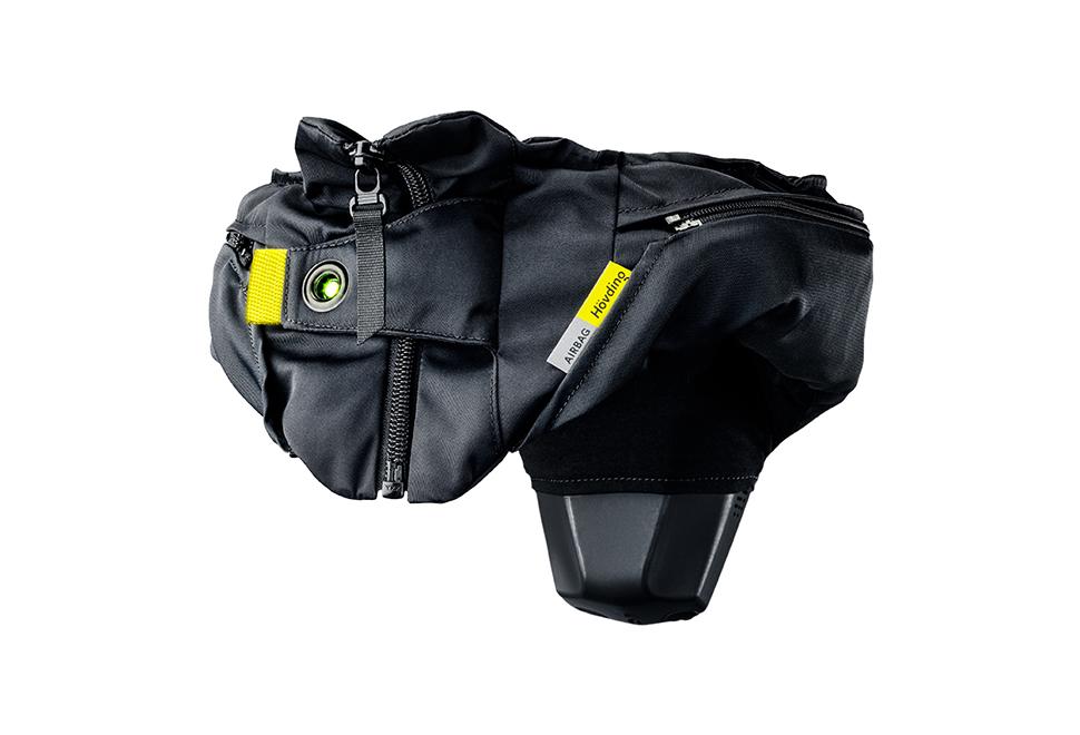 Hövding 3 Airbag Cykelhjelm – Med Cover | Hjelme