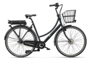 Batavus Bronx E-go 7 gear - 2019 - Dame elcykel i grøn