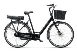 Batavus Napoli E-go 7 gear - 2019 - Dame elcykel i sort