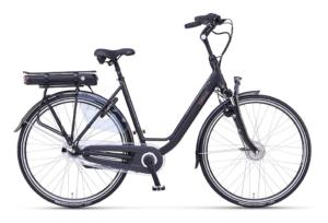 Batavus Genova E-go 7 gear - 2019 - Dame elcykel i sort